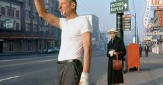 """The Odd, Otherwordly Glow of Fred Herzog's Photography - The New York Times  