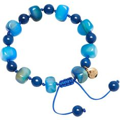 Lola Rose Vittoria Bracelet Ice Blue Quartzite ZRKDfREgp