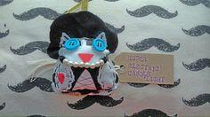 Frank n furter leftover Larry owl, rocky horror picture show! Www.Facebook.com/underelectriccandlelight
