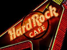 Chicago's Hard Rock Cafe is located in the River North neighborhood at 63 W. Ontario Street!