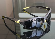 13d6081337 Professional Polarized Cycling Glasses Bike Bicycle Goggles Outdoor Sports  Sunglasses UV 400 STS013