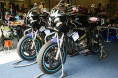 Kawasaki F1 (Team Glam Racing, James Clark & Bob Collins) | Flickr
