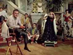Kirk Douglas in Two Weeks in Another Town directed by Vincente Minnelli, 1962