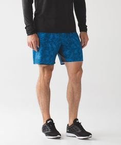"Men's Running Shorts - Surge Short 7"" - Online Only *Linerless - lulul"