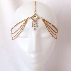 Gypsy Princess head chain