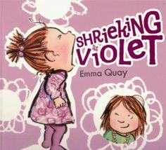 Shrieking Violet by Emma Quay - NEW