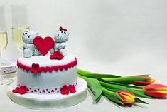 Výsledek obrázku pro zamilovany dort