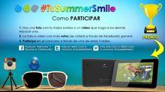 #TuSummerSmile - Concurso Foto y Vídeo