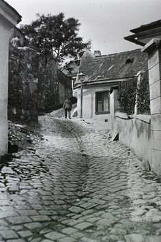 Budapest, 1912 Holdvilág Street (in Tabán district)
