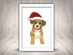 Cute dog Clipart Puppy Clipart Printable Cute puppy Cute Puppies, Cute Dogs, Puppy Clipart, Cute Illustration, Digital Prints, Clip Art, Printables, Illustrations, Handmade Gifts