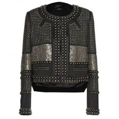 """""""Happy New Year!""""- Outfit. (I) Jacket by Isabel Marant. #dress #newyears #silvester  elle_de"""