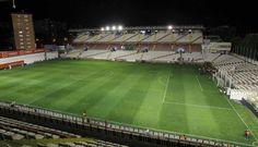 El estadio de Rayo Vallecano, el nuevo club de Christian Cueva. #Depor