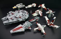LEGO Star Wars Mini Sets 2 by Henry