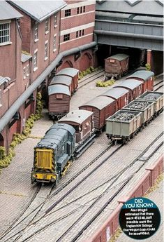 Image result for inglenook model railway layouts
