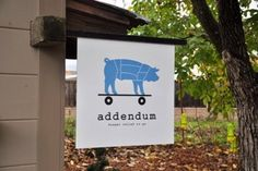 Napa Valley, Yountville: small building out in back of Ad Hoc where you can pick up a boxed lunch featuring either fried chicken or barbecue pork, two of Ad Hoc's mo...