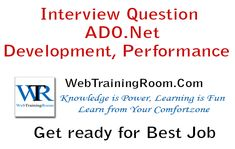 Ado.net Interview Questions Answers