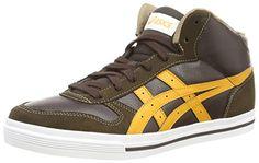 Asics Aaron Mt, Unisex-Erwachsene Sneakers, Braun (dark Brown/tan 6271), 40.5 EU - http://besteckkaufen.com/asics/40-5-eu-asics-aaron-mt-unisex-erwachsene-sneakers