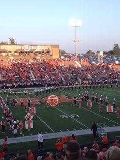 Paul Brown Massillon Tigers - Ohio Football Usa, High School Football, Nfl, Massillon Ohio, High School Memories, Paul Brown, My Town, Girls Out, Tigers