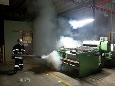 Termonebulización - Thermal fogging