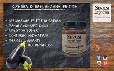 Crema di melanzane fritte... #neronitradizioneitaliana #madeinitaly #ciboitaliano #sughipronti #pastafresca #foodporn #foodblogger #salsabbq