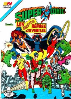 Cover for Supercomic (1967 series) #221