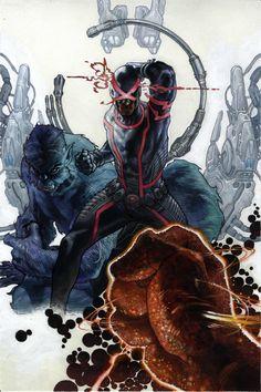 A Man's Dream. : artverso: Simone Bianchi - X-Men Hq Marvel, Marvel Comics Art, Marvel Heroes, Anime Comics, Captain Marvel, Mundo Marvel, Comic Book Artists, Comic Artist, Comic Books Art