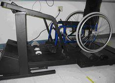 Wheelchair Treadmill