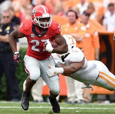 A Battle Between the Hedges. (Previewing Georgia.)
