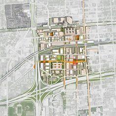 TechTown District Plan | Detroit USA | Sasaki Associates