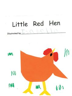 Little Red Hen Reading Activities, Art Activities, Little Red Hen Activities, Reception Class, Kindergarten Units, Traditional Tales, Elementary Library, Book Study, Farm Theme