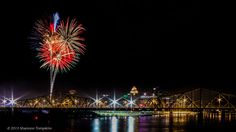 Here is the ultimate guide to 4th of July fireworks shows in Kentucky for 2016.  Which show is nearest you?