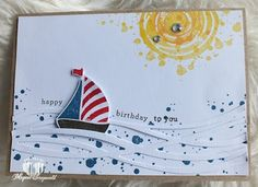 Magical Scrapworld: Blog hop Team Utopia, bootje en vlieger.  (Pin#1: Nautical. Pin+: Children: Boys).