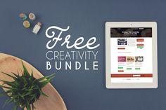 Free Creativity Bundle | Dealjumbo.com — Deals from designers, writers and artists