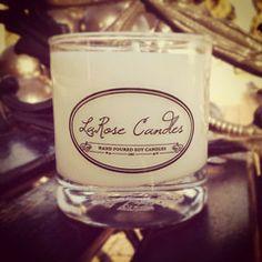 LaRose Candles — Chardonnay