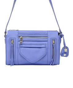 Another great find on #zulily! Periwinkle Courtney Crossbody Bag by Jessica Simpson Collection #zulilyfinds