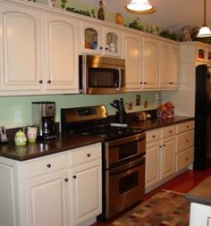 Headley's Kitchen cabinet Painted Finishes Cincinnati