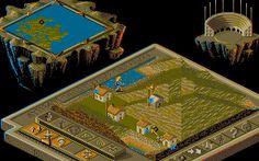 Populous II (Commodore Amiga)