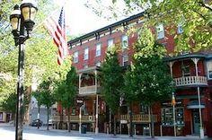 The Inn at Jim Thorpe