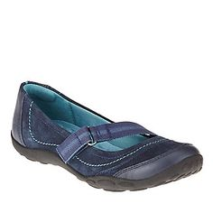 Clarks Haley Braeburn Mary Janes :: Casual Shoes :: Shop now with FootSmart  $79,99