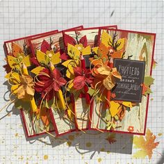 Card Tags, Cards, Teacher Gifts, Back To School, Diy And Crafts, My Favorite Things, Fall, Creative, Projects
