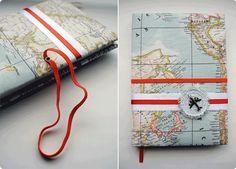 travel journal. i like the idea of adding an elastic band