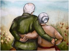 Ad invecchiare è solo la nostra pelle, il cuore, se lo vogliamo, sarà per sempre giovane