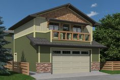 Building a garage can be so complicated. There are many important factors that you have to consider. The location, building regulations, features, you name it. Be sure to read some of these tips below before you start building your own garage. Garage Plans With Loft, Garage Loft, Garage Studio, Garage House, Car Garage, Garage Ideas, Garage Doors, Garage Apartment Plans, Garage Apartments