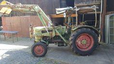 Verkaufe meinen Farmer 2 BJ 61 35 PS Mit Stoll Frontlader. Reifen sehr gut mit Papieren auf Wunsch...,Fendt Farmer 2 in Hessen - Rodgau Fendt Farmer, Tractors, Ps, Car Trailer, Hessen, Wish, Photo Manipulation