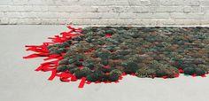 Laure Kasiers | Creative hand-made designer rugs