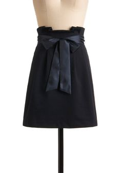 Yes No or Navy Skirt $42.99