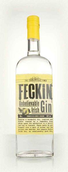 Feckin Irish Gin