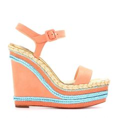 Summer wedges ✦《♡》✦