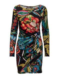 Desigual damen kleid vest_rosita