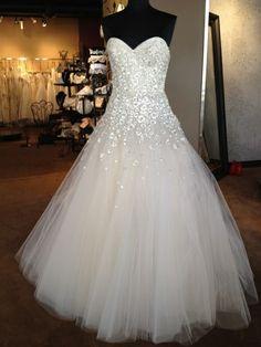 2012 Liancarlo Bridal Gown- 5806.